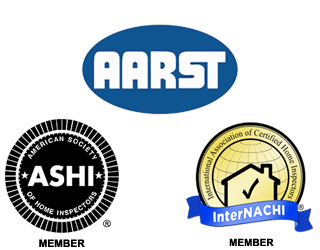 ASHI Member, InterNACHI Member, American Association of Radon Scientists and Technologists Radon Measurement and Mitigator